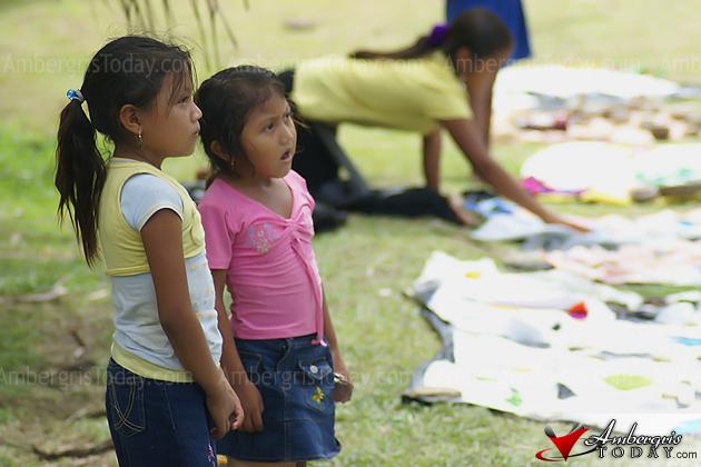 Mayan Children in the Toledo District