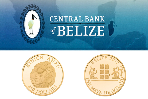 Belize Issues Maya Mythical Coins