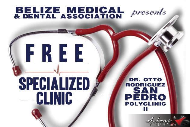 Free Speciliazed Clinical Services at the San Pedro Polyclinic