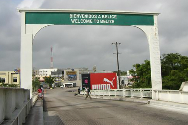 Belize opens its border to Mexico for 72 hrs