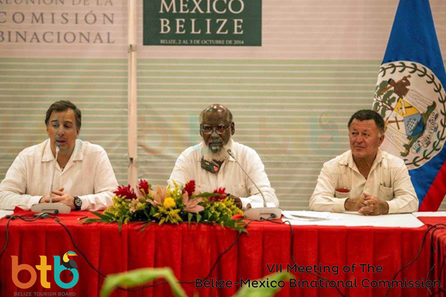 Tourism Cooperation Agreed Between Mexico And Belize