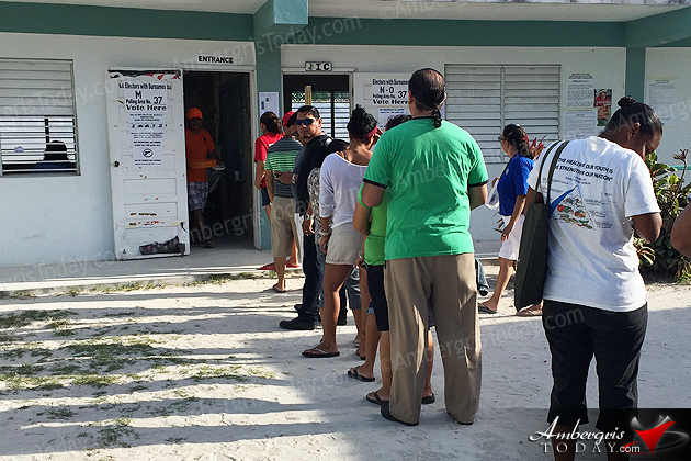 Election Day in Belize