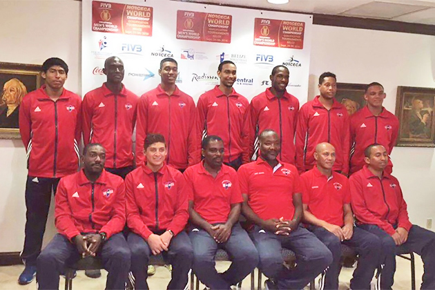 Local Sanpedrano Makes Belize National Volleyball Team