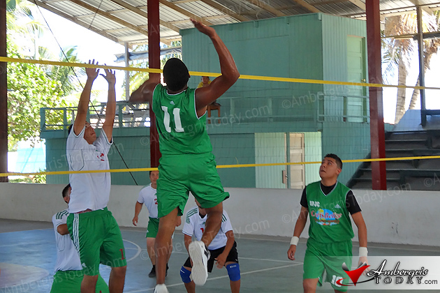 San Pedro Junior College Places Second in Belize Regional Volleball Tournament