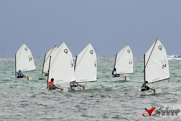 San Pedro Sailing Club to hold regattas during Lobsterfest