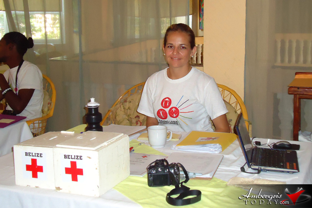 The Belize Red Cross San Pedro Branch