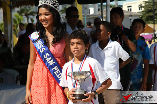 National Regatta winner Kevin Velasquez of San Pedro Sailing Club