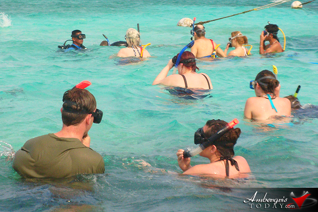 Belize Among Top Ten Snorkeling Spots In The World