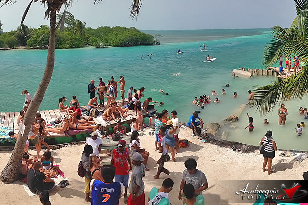 Belize Hits 1 Million Mark in Tourist Arrivals!
