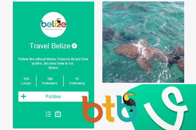 Explore Belize in 6 Seconds Videos! Belize Tourism Board opens Vine account