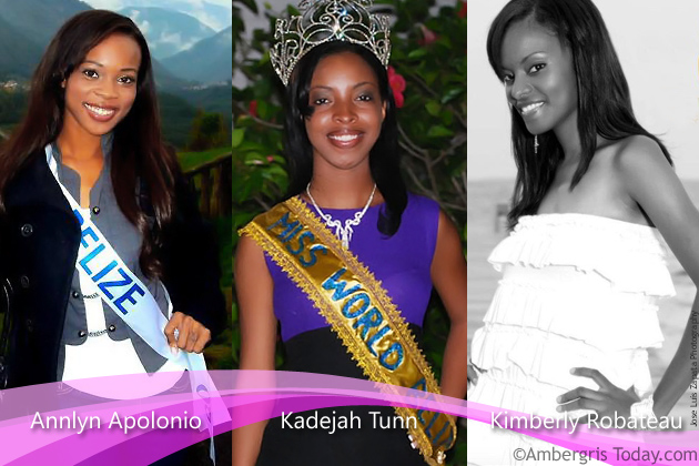 Belize represented at International Pageants