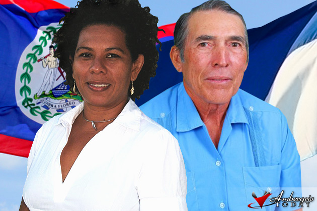 PUP Belize Rural South Candidates Patty Arceo & Baldemar Graniel