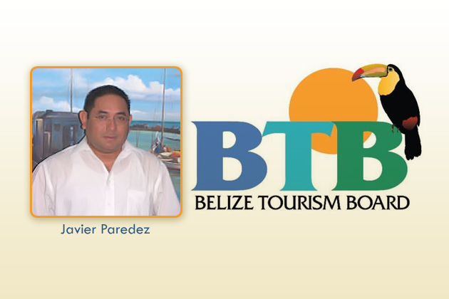 Javier Paredez, Interim Director of Tourism