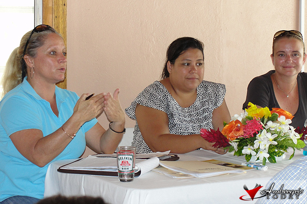 Belize Hotel Association Directors
