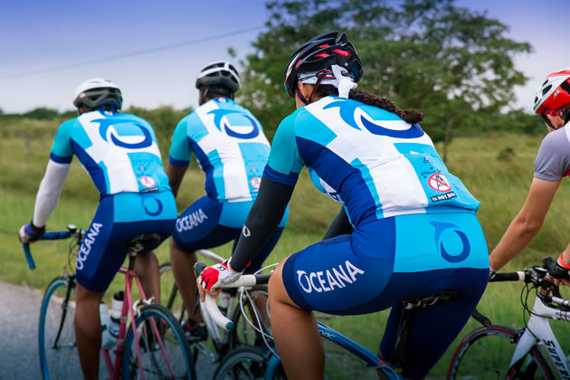 Ride For Belize. Ride With Oceana 2014
