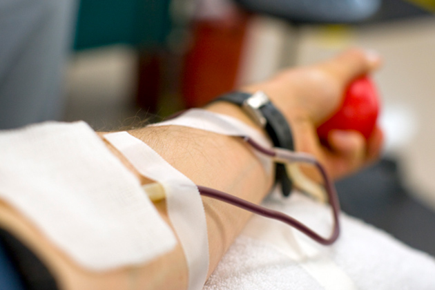 The Belize National Blood Transfusion Service In collaboration With The San Pedr