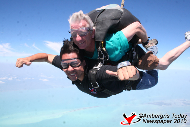 Boogie in Belize VII 2011- SOLD OUT - Skydiving Event!