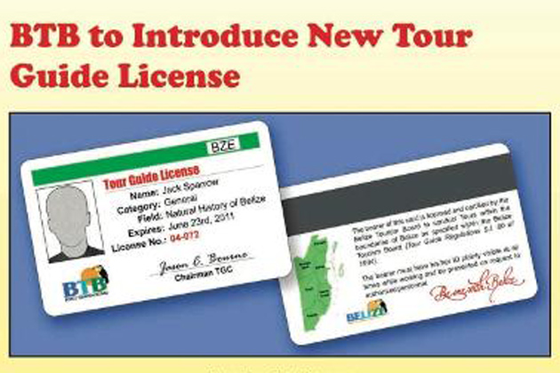BTB to Introduce New Tour Guide License