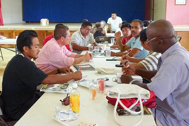 BTB Cultural Tourism Training