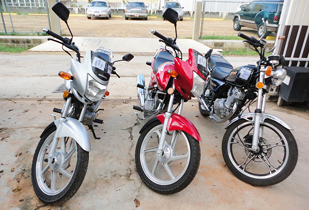 BTB Donates Motorcycles to Tourism Police Unit