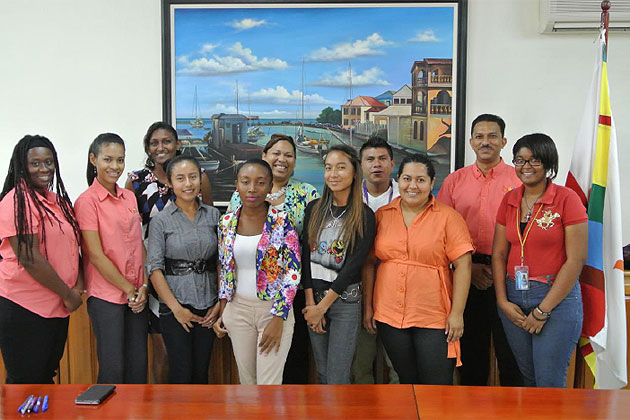Belize Tourism Board Awards 9 Scholarships Towards Tourism