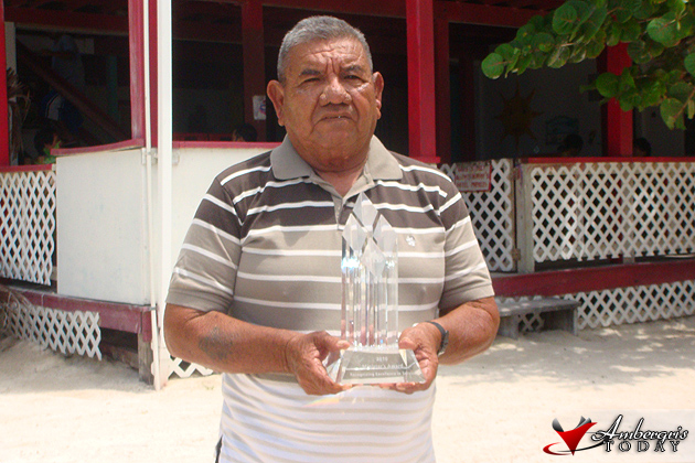 Mr. Romel Gomez Sr. of Ruby's Hotel