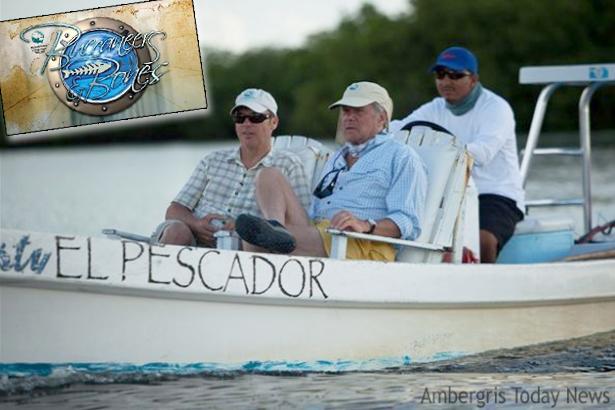 Buccaneers and Bones TV Series films in Belize