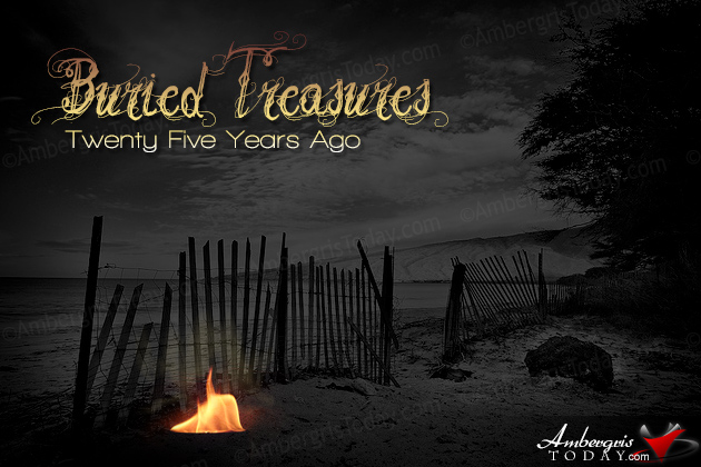 Buried Treasures In The Village of San Pedro