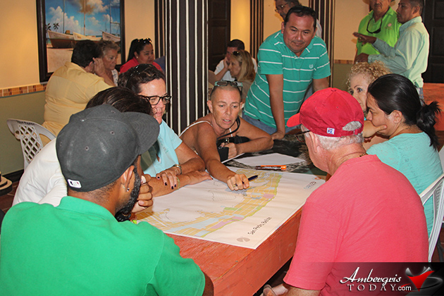 Talks Commence on Revitalization of Downtown Area and Boca del