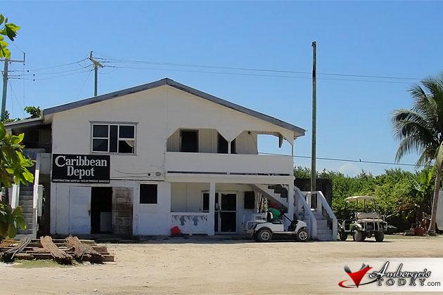 Caribbean Depot Employee robbed of Bank Deposit