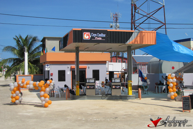Caye Caulker Fuels
