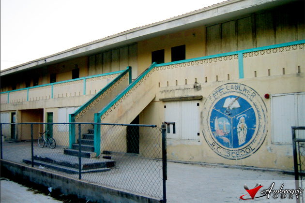 Caye Caulker RC School