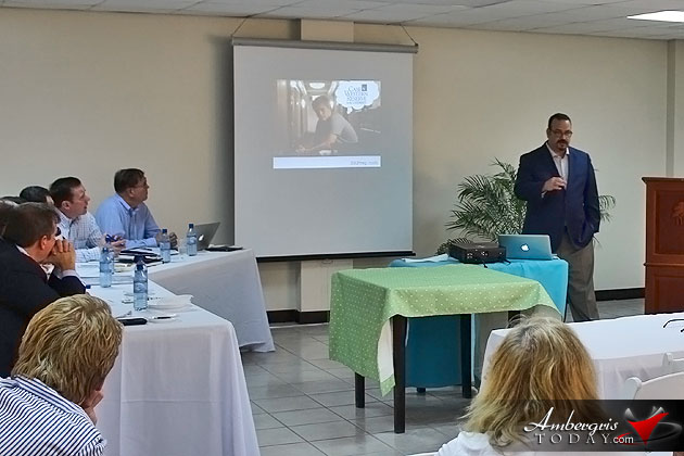 Caye Financial Center Host Belize's First Shark Tank Investment Program