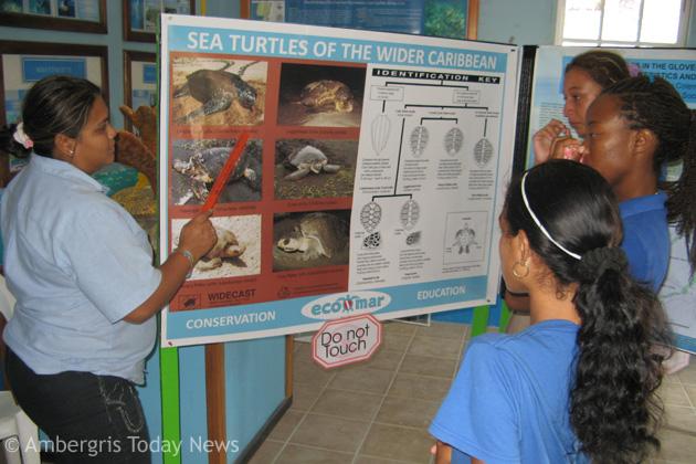 Caye Caulker Ocean Academy Finalist In Ashoka Geotourism Challenge 2010