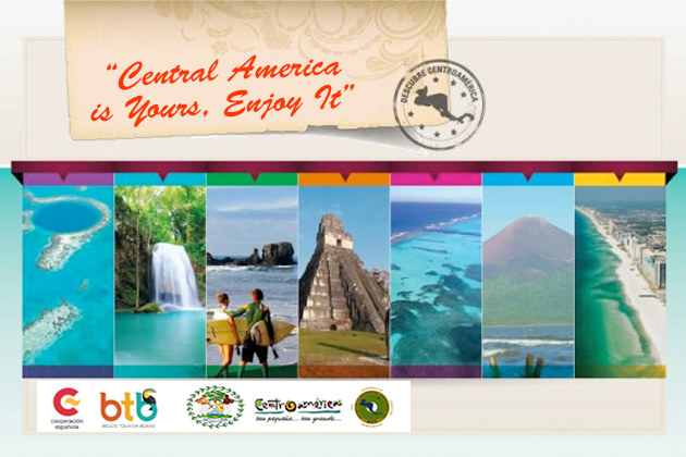 "Central American Countries Launch Campaign ""Central America is Yours, Enjoy It"""