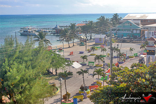 Central Park San Pedro Town Ambergris Caye Belize