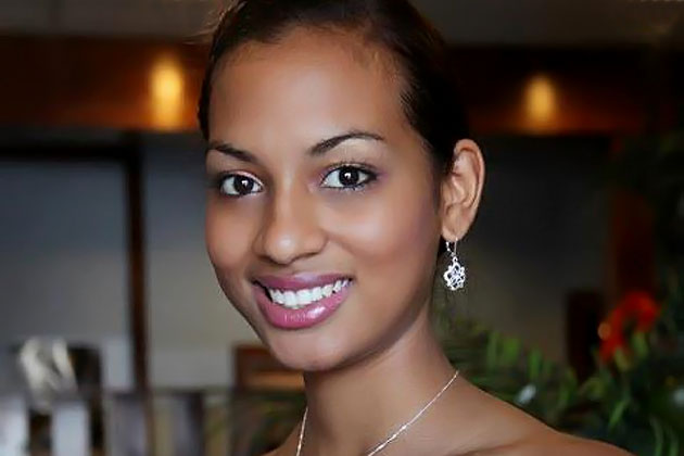 Chantae Guy Miss World Belize Miss Continente Americano