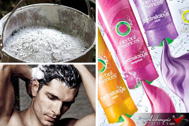 Alternative for Shampoo by Using Wood Ash