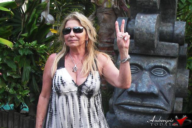 Celebrity Spotting – Chef Christy Bono Vacations in San Pedro