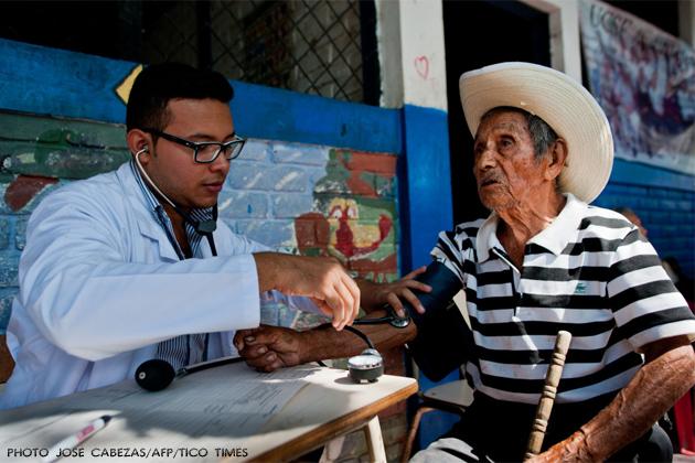 Chikungunya Disease Approaches Belize