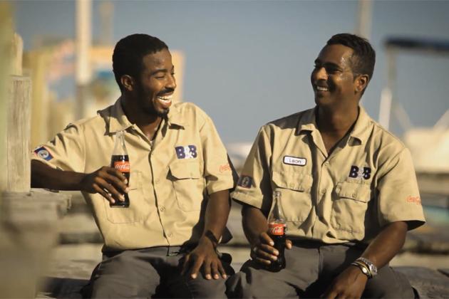 Coca Cola Latin International Video Spot Smile Back Belize