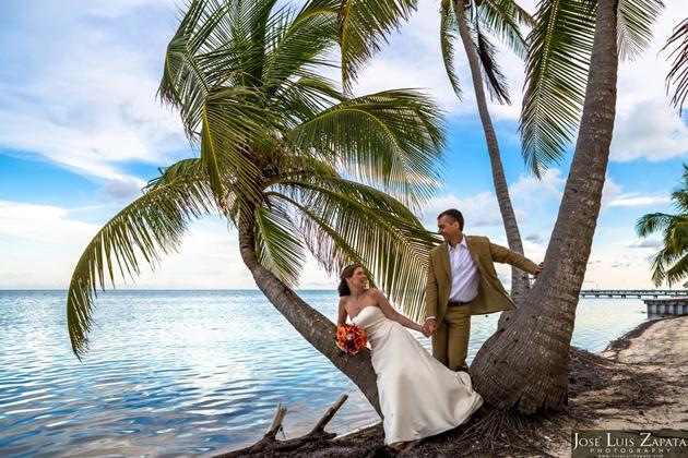 San Pedro, Ambergris Caye Island Weddings -Photo by Jose Luis Zapata Photography