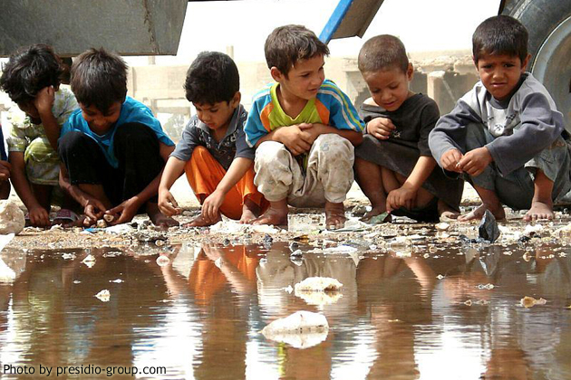 Conservation and…..Poverty