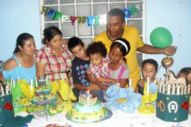 Corey's 2nd Birthday!
