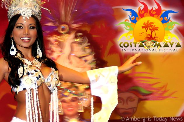 Miss Costa Maya 2010, Gabriela Asturias (Miss Guatemala)