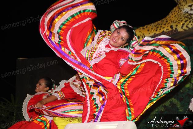 Costa Maya Festival Rocks San Pedro Weekend