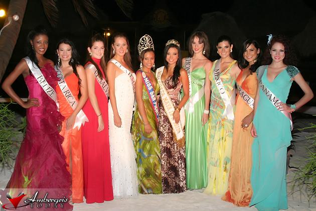 Costa Maya Pageant along with Miss Costa Maya 2010 and Miss San Pedro 2010