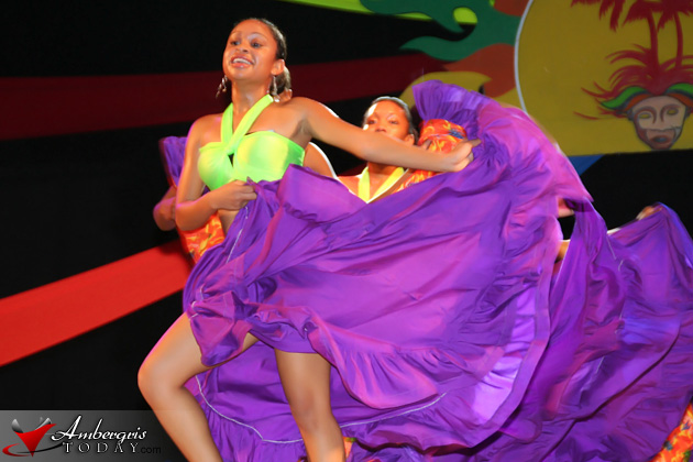 Costa Maya Festival 2011 Opens With A Bang Ambergris Today