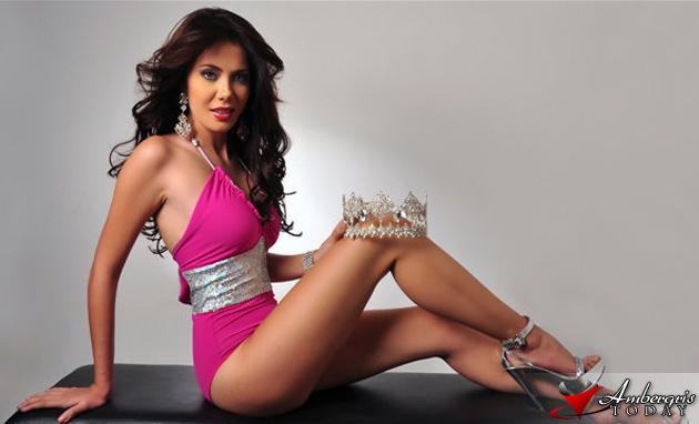 Miss Costa Maya Guatemala Ana Lucia Mazariegos