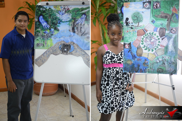 Belizean Student Takes Second Place in Regional FCCA Competition